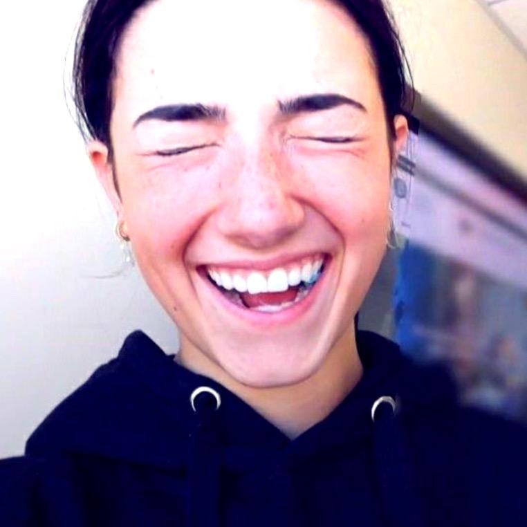 Charli damelio TikTok avatar