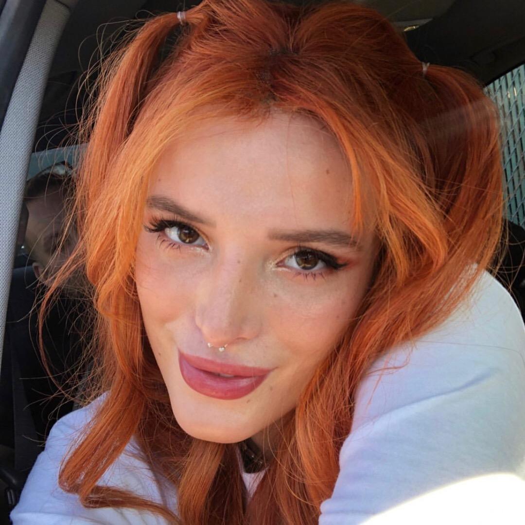 Bella Thorne  TikTok avatar