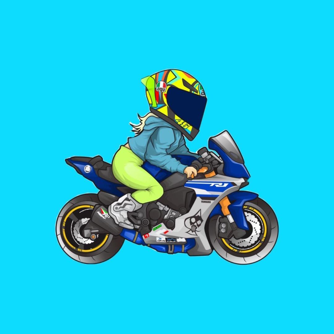 Blondie TikTok avatar
