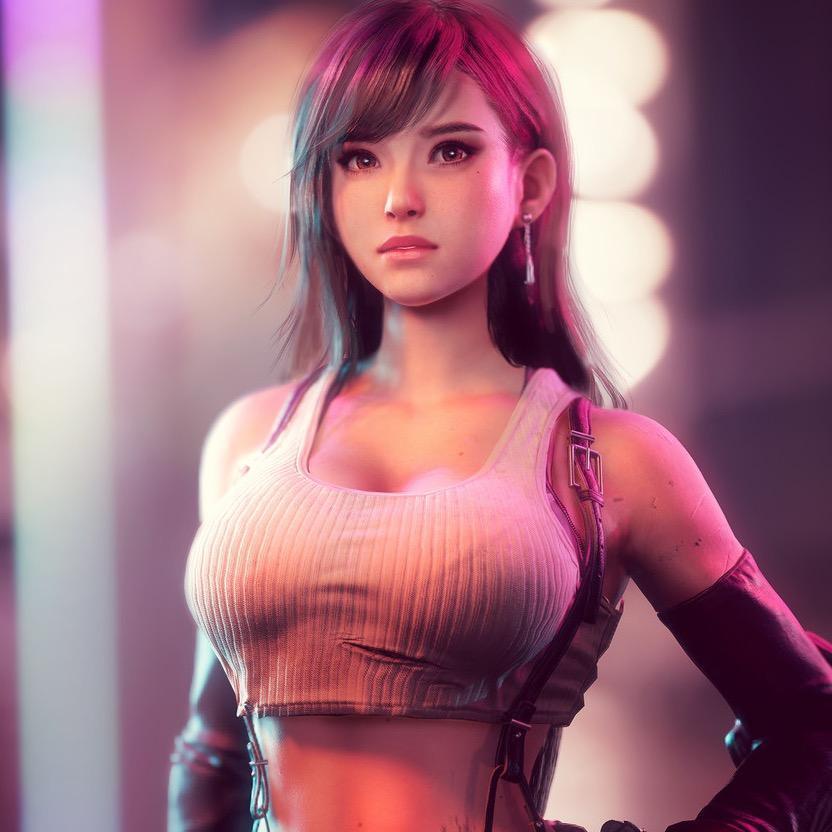 anime gf TikTok avatar