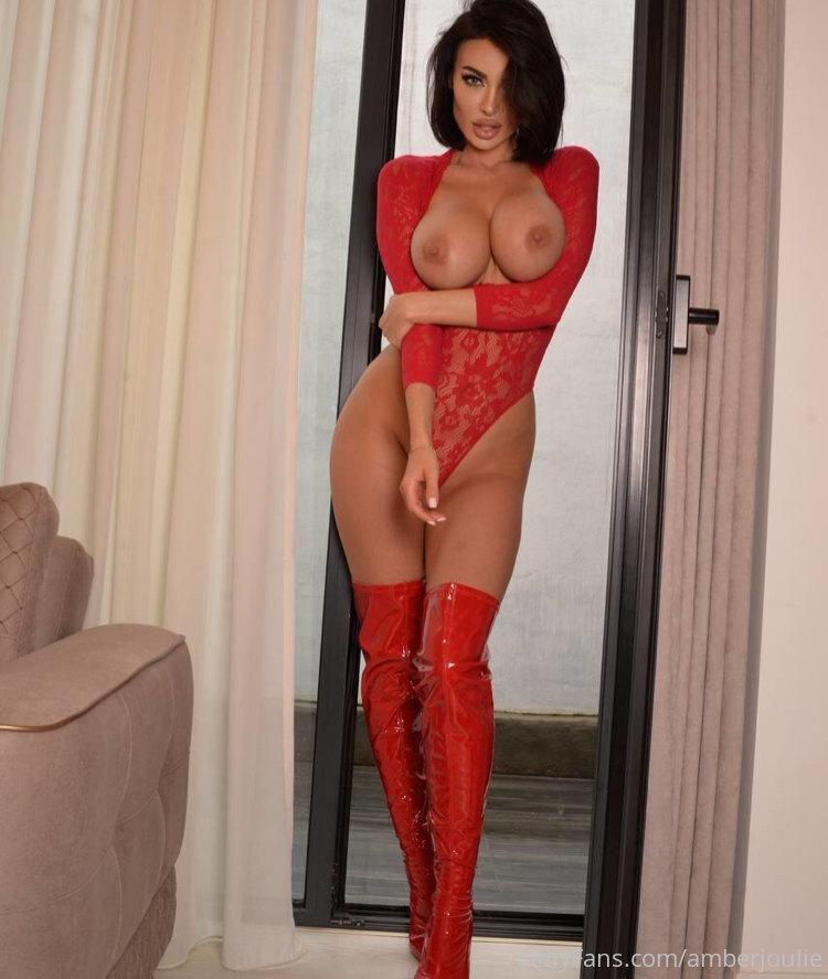 @amberjoulie nude photo 28