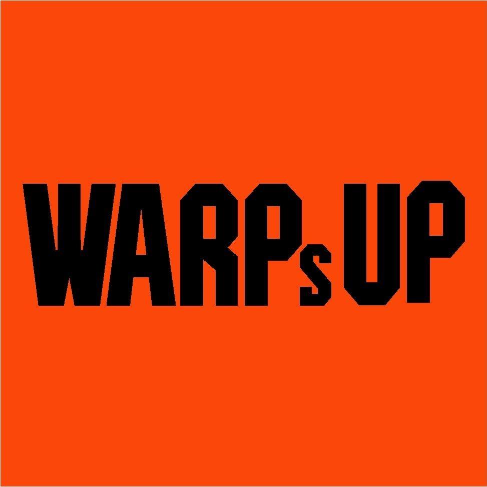 WARPs UP TikTok avatar